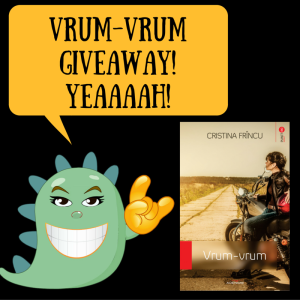 goodreads giveaway vrum-vrum