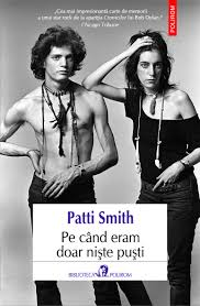 cărți Patti Smith